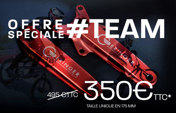 Offre spéciale Team / Club